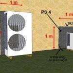 Abri anti bruit pour pompe à chaleur