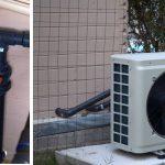 Installation pompe a chaleur piscine en interieur