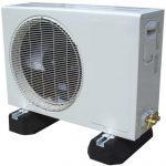 Silent bloc pour pompe à chaleur