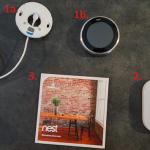 Thermostat nest sur pompe a chaleur