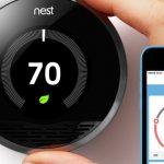 Thermostat connecté pour pompe à chaleur daikin