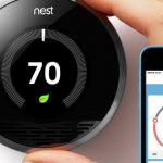 Thermostat connecté pour pompe a chaleur