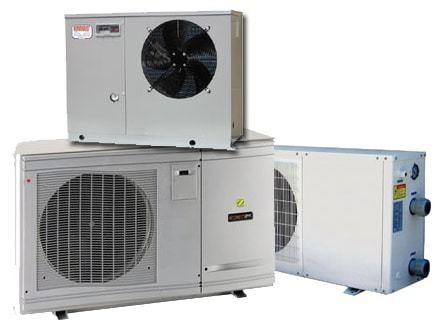 Différents types de pompe à chaleur