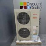 Pompe a chaleur monobloc destockage