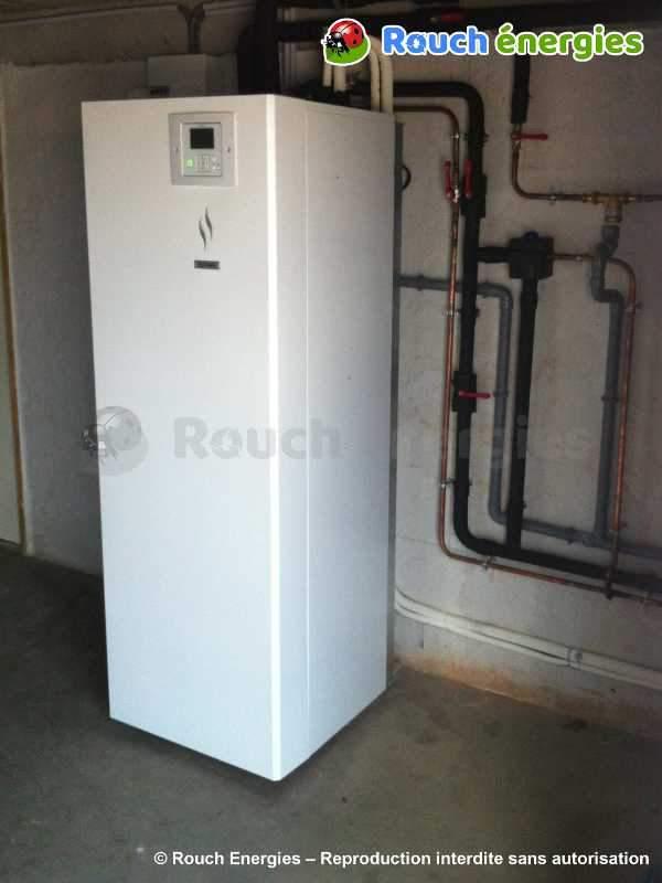 Chauffage pompe à chaleur hitachi