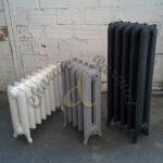 Radiateur electrique en fonte