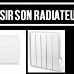 Choisir Radiateur Id E Chauffage