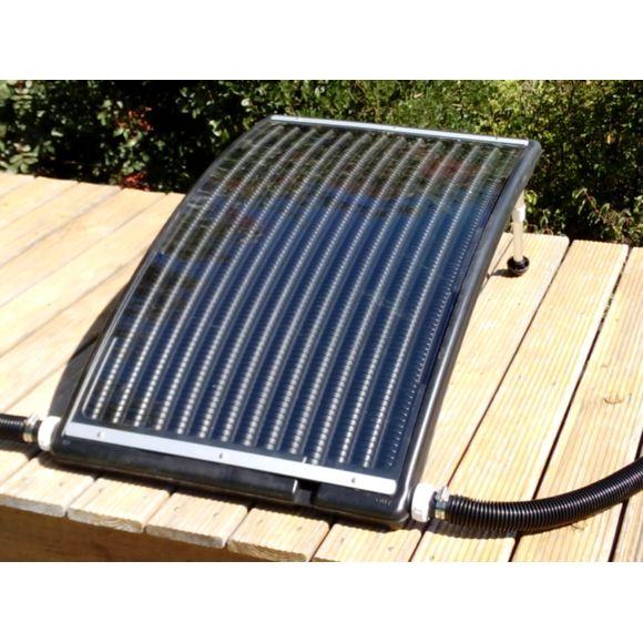 Chauffage solaire piscine 2m3 id e chauffage for Panneau solaire pour piscine