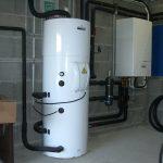 Pompe à chaleur ballon d'eau chaude