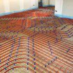 Prix m2 plancher chauffant pompe a chaleur