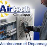 Maintenance de pompe a chaleur
