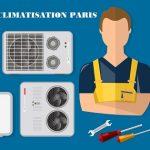 Climatisation pompe a chaleur paris