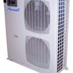 Pompe a chaleur air-eau monobloc basse temperature