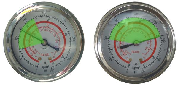 Remettre pression pompe a chaleur