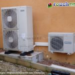 Pompe à chaleur production d'eau chaude sanitaire