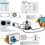 Installation pompe à chaleur pour piscine hors sol
