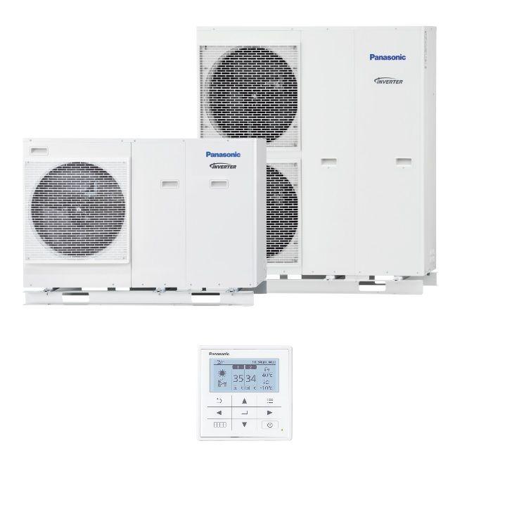 Pompe a chaleur panasonic systeme inverter
