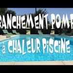 Schema branchement electrique pompe a chaleur piscine