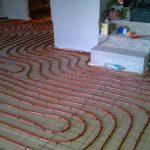 Pompe a chaleur air eau daikin plancher chauffant
