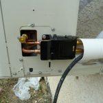 Isoler tuyau pompe a chaleur
