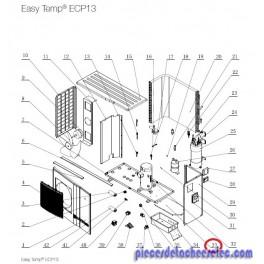 Protection electrique pompe à chaleur