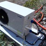 Isolation tuyau pompe a chaleur piscine