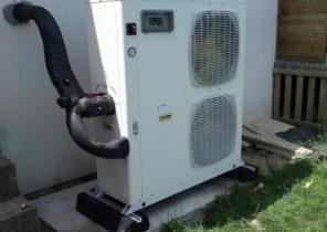 Consommation excessive pompe a chaleur