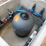 Tuyau pompe a chaleur piscine